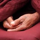 25 Postura sentada de meditación