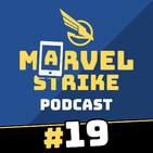 SHURI, FALCON, rework de HULK, freezeos y FoxNext pasa de ENDGAME | Marvel Strike Podcast #19