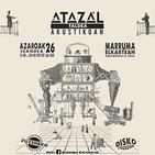 MKpod. AKUSTIKOA || ATAZÁL taldea (2017-11-26)