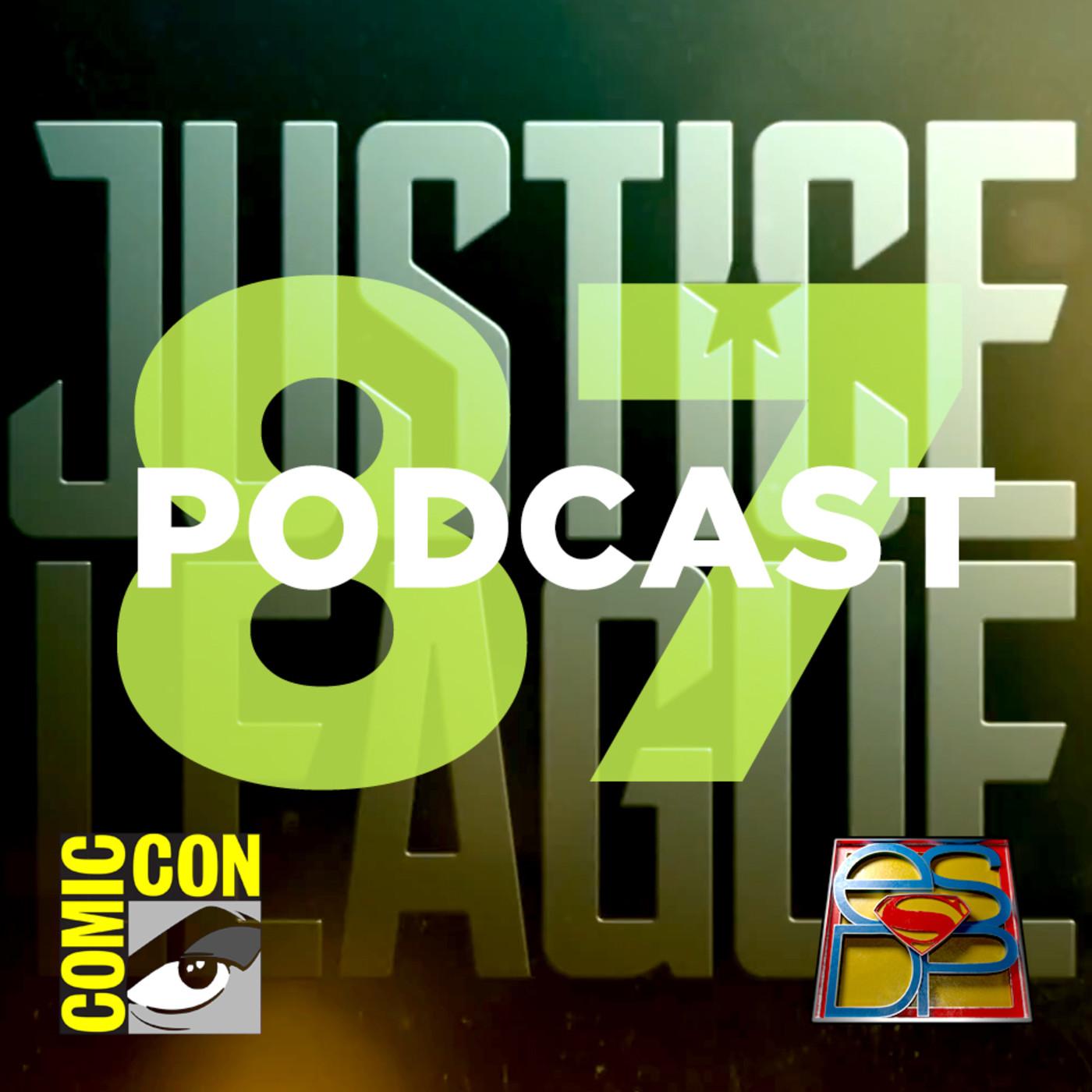 Programa 87 - El Sótano del Planet - Seguimiento SDCC 2017 y Análisis del Trailer 2 de la Justice League