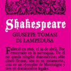 Shakespeare por Giuseppe T. Lampedusa PARTE 1 (Biografia y sonetos)