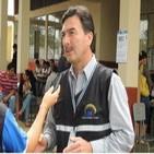 Patricio Jaramillo - Presidente Junta Provincial Electoral (25-02-2014)