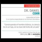 """ECOS DE LA FIL EN CUCEI: Conferencia de Dr. Daniel Cohn, """"Construyendo el hombre biónico"""""""