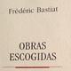 Sofismas económicos 5 carta fabricantes velas F Bastiat