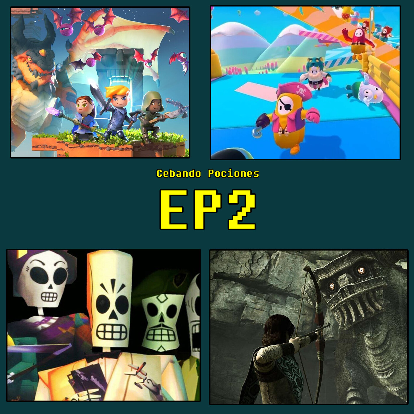 Episodio 2 - Cleptómanos, Indies y Noticias Interesantes