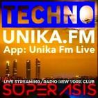 420.- Superasis Presents Sonidos del Univero (SDU420) TECHNO RadioLive from NYC/ Unika.fm Madrid 25.06.20