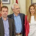 Carlos Totorika en 'La Ventana' con C. Francino