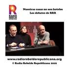 Nuestras casas no son hoteles - Los debates de RRR