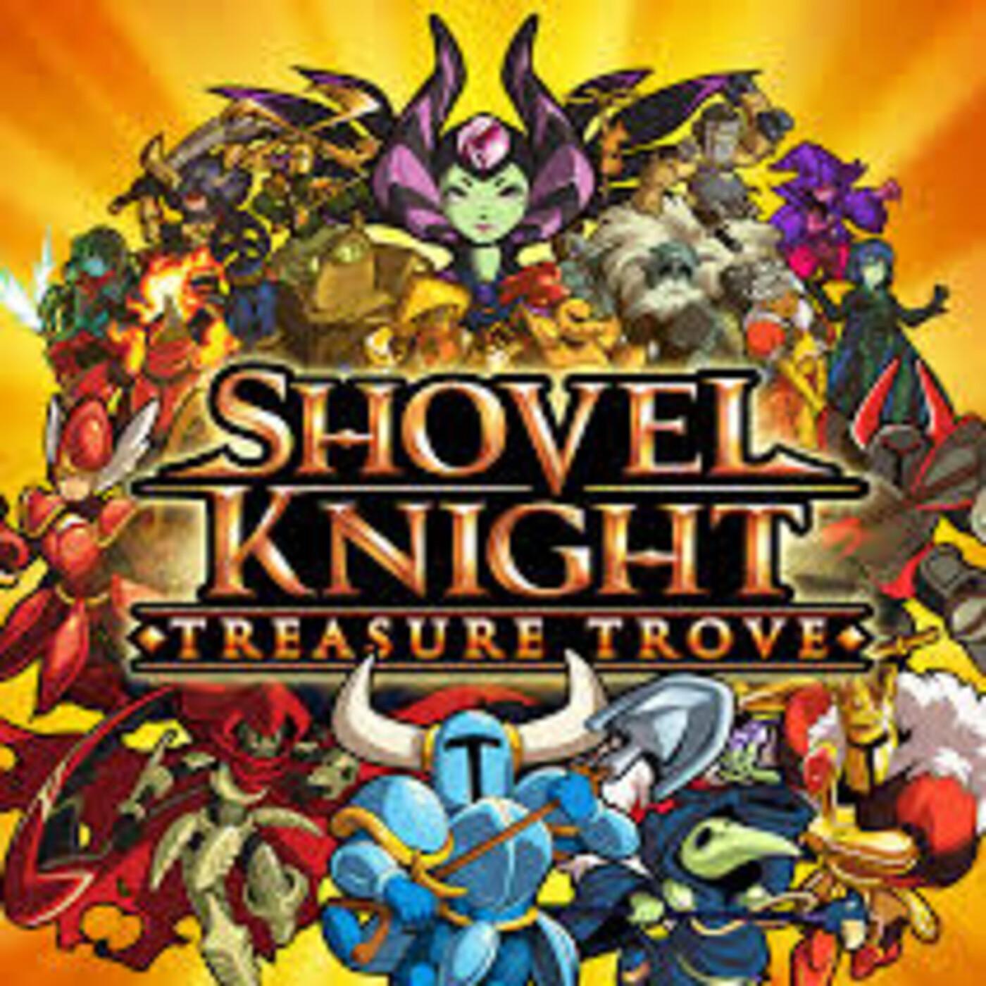 CG83-3 Shovel Knight: Treasure Trove