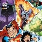 La Liga de la Justicia: El dolor de los dioses-La importancia de conocer nuestros límites