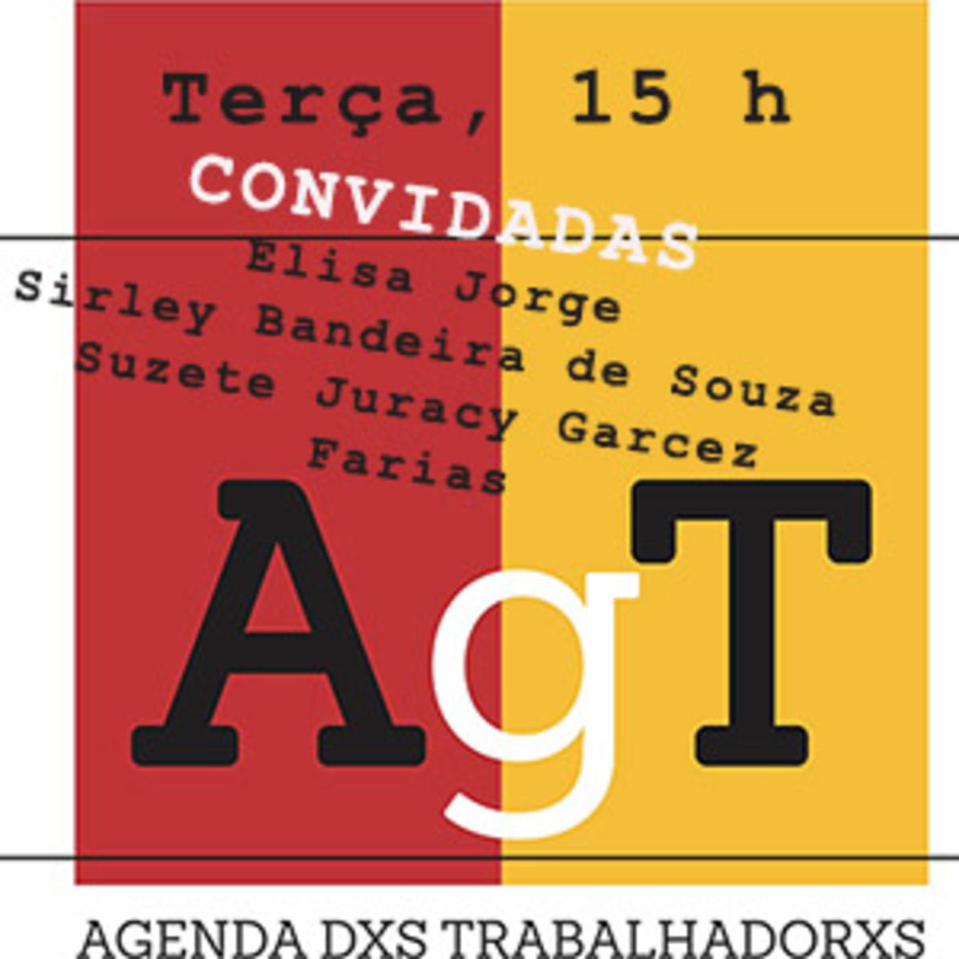 Trajetórias de lutas: Elisa Jorge, Sirley Bandeira de Souza e Suzete Juracy Garcez Farias