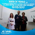Rueda de Prensa con La Delegada del Gobzierno Andaluz Y el Delegado territorial de Agricultura - 12/05/2017