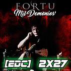 [EdC] Error de Coordenadas 2x27 - Fortu y sus 'Mil Demonios'; editado por Desacorde Ediciones.