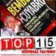 TOP 15 MUNDIAL SALSERO, EMISION # 19 semana del 21 AL 28 de Junio, de 2019. #Top15MundialSalsero