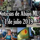 Noticias de abajo 01 Julio 2019