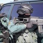 CBP#89 Grupo de Acción Rápida GAR Fuerzas Especiales de la GC