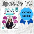 English o'clock 2.0 - COVID special Episode 10 (30.03.2020)