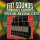 Special Review Last 25 Fat Sounds Nº325 17may2020