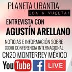#IdaYvuelta - Entrevista con Agustín Arellano