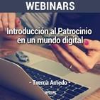 """Webinar """"Introducción al Patrocinio en un mundo digital"""" de Akademus from IEBS"""