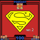 Programa 100 - El Sótano del Planet - Parte 2 - 10º Aniversario y 10 Horas de Podcast