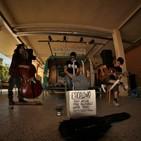 Fiesta Radio Moratalaz - Escaleno (Entrevista y acústico)