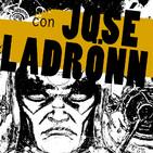 010: JOSE LADRÖNN / Dibujante de Marvel y DC cómics