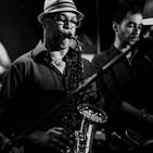 Jimmy Glass: jazz Stand - 060219