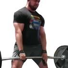 Ep114. Nutrición en powerlifting, composición corporal y entrar en tu categoría. CON GONZALO ARIAS