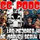 CC PODCAST Rebirth Episodio 21- Las Mejores historias de Marvel segun mis huevos Parte 2