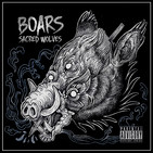 [audioreseña] SACRED WOLVES - Boars, 2018
