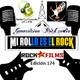 """""""Mi rollo es el rock"""" , edicion 174, en Radio la Guancha 107.2 fm, programa especial """"rock and films"""""""