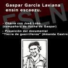 """""""Gaspar García Laviana, ensin escaezu"""" con José Lobo"""