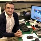 """Descripción de El compostelano en RadioVoz (17).- Entrevista a Jesús Torres Junquera, director da Biblioteca Pública """"Án"""
