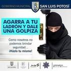 P162: La estupidez de las leyes que protegen a los asaltantes y otros delincuentes.