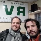 El corazón al viento 134 (21 febrero 2019). Entrevista a Chamaquito Pistolas y Ro Trejo.