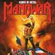 Kings Of Metal- 3:43 Manowar ?– Kings Of Metal CD, Album, Repress
