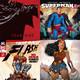 VDI -66- YEAR ONE - Reseña de Batman Año Uno, Superman Año Uno, Flash Año Uno, Wonder Woman Año Uno y más