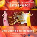 Literateando Entrevista Obra Una Vuelta a la manzana