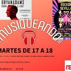 Musiqueando 2x13. 2.12.2019