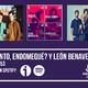 #MúsicaEnvenenada253 Ordesa, Cala Vento, Endomequé? y León Benavente