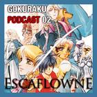 Gokuraku Podcast   Tenku no Escaflowne