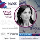 Gissela Dávila, Directora General de CIESPAL