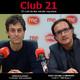 Club 21 - El club de les ments inquietes (Ràdio 4 - RNE)- FERRAN ALEMANY (13/05/18)