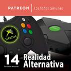 Audio Patreon 14: Realidad Alternativa