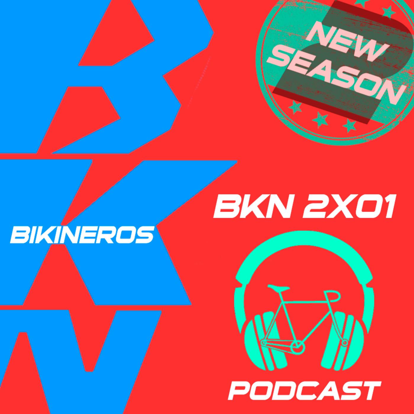 BKN 2x01: Comprando una bici de alta gama. SORTEO Believe.app. Primer duatlón. Movidas de perros