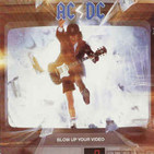AC / DC - Blow Up Your Video- De Vinilo viejo 29 Jan 1988.Hard Rock