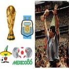 """Reportaje de Fútbol - """"Argentina: Campeona del Mundial 86"""""""