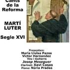 Cants de la Reforma: Luter i Ausiàs Marc, segles XVI i XV – 8