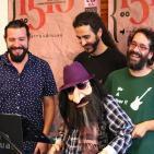 Rueda de Prensa Rockberto - Teatro Cánovas
